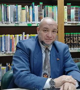 الكاتب الصحفى أحمد نورالدين